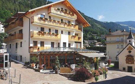 Itálie - Val Gardena - Alpe di Siusi na 6-8 dnů, polopenze