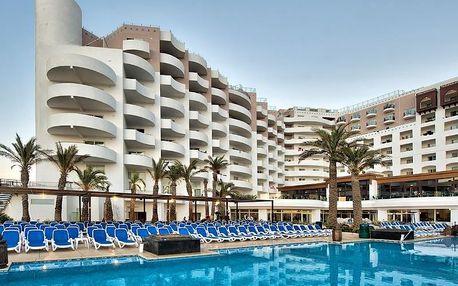 Malta - Mellieha letecky na 8-15 dnů, all inclusive