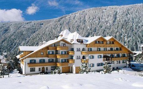 Itálie - Val Gardena - Alpe di Siusi na 4-10 dnů, polopenze