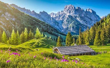 Rakousko: Jaro a léto ve slovenském Penzionu Gasthof Mentenwirt uprostřed přírody a s chutnou polopenzí