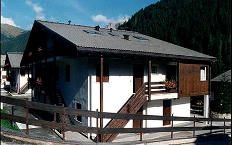 Itálie - Val di Fassa e Carezza na 8 dnů