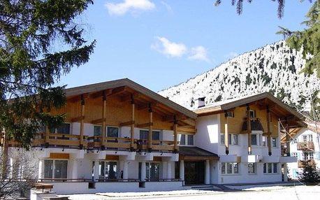 Itálie - Val di Fassa e Carezza na 4-15 dnů, polopenze