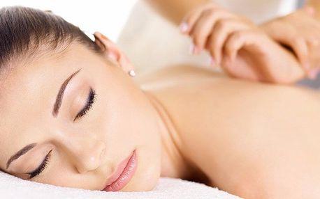 Výběr relaxačních masáží v délce 45-60 minut