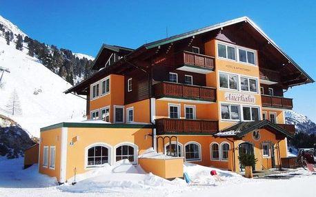 Rakousko - Obertauern na 8 dnů