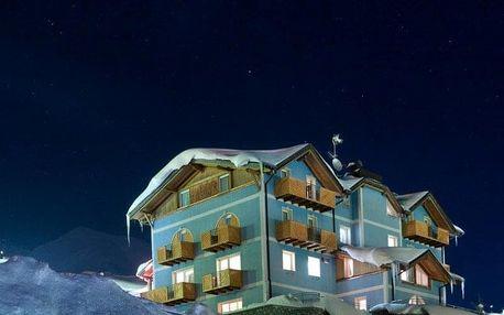 Itálie - Passo Tonale na 8-22 dnů, polopenze