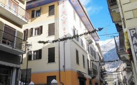 Itálie - Passo Tonale na 8 dnů