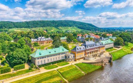 CK Akord - Německo: Pirna, pevnost Königstein a zámek Pillnitz - Super dárek - termín vyberete později