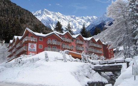 Itálie - Passo Tonale na 6-8 dnů