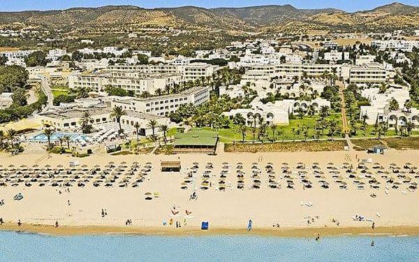 HOTEL OMAR KHAYAM RESORT & AQUAPARK, Hammamet, Tunisko, Hammamet, letecky, all inclusive2