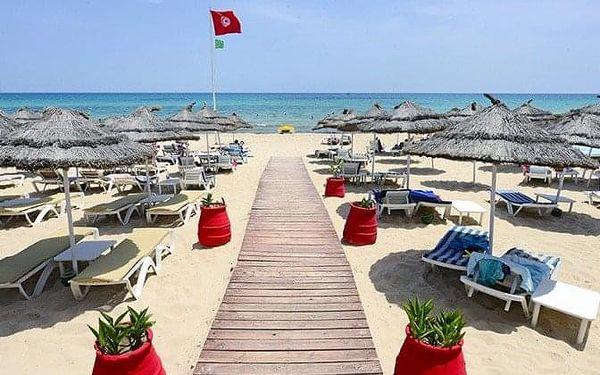 HOTEL ROYAL NOZHA, Hammamet, Tunisko, Hammamet, letecky, all inclusive3