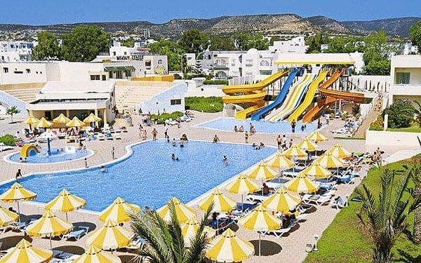 HOTEL OMAR KHAYAM RESORT & AQUAPARK, Hammamet, Tunisko, Hammamet, letecky, all inclusive4
