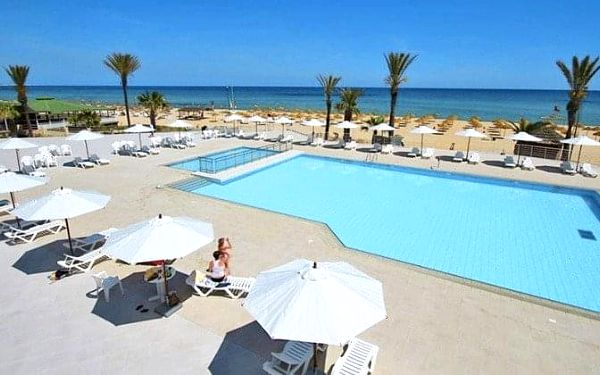 HOTEL OMAR KHAYAM RESORT & AQUAPARK, Hammamet, Tunisko, Hammamet, letecky, all inclusive5