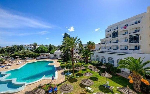 ROYAL JINENE, Sousse, Tunisko, Sousse, letecky, all inclusive2