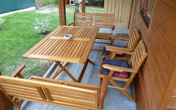 Mikulov, Jihomoravský kraj: Apartmán Relax-chatka a apartmán