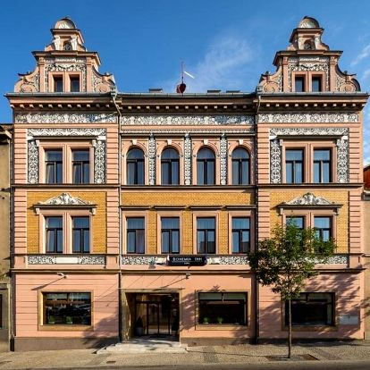Turnov, Liberecký kraj: Bohemia Inn Hotel