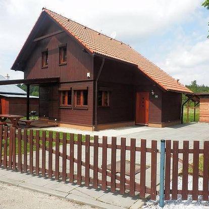 Moravský kras: Chata Suchý
