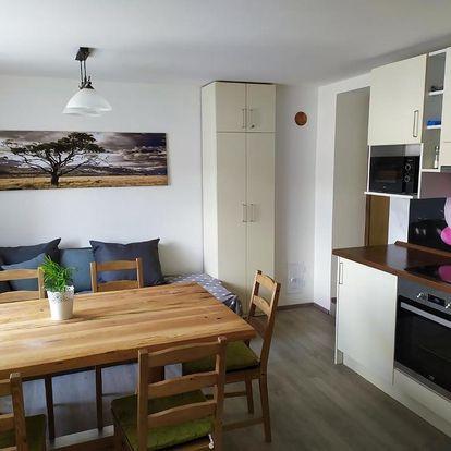 Moravský kras: Apartmany De-Lu