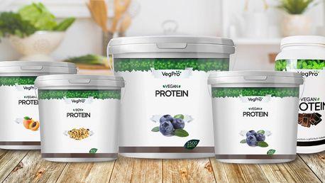 Rostlinné proteiny pro redukci tuků: 4 příchutě