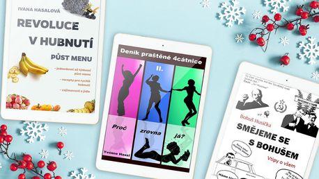 Elektronické knihy pro pobavení i poučení