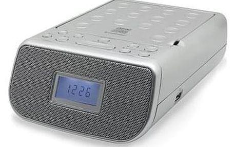 Soundmaster URD860SI - radiobudík a CD přehrávač