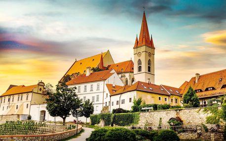 Neomezená konzumace vín na jižní Moravě s roční platností