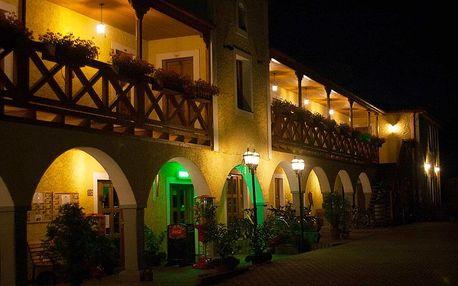 Romantická noc v hotelu Stein