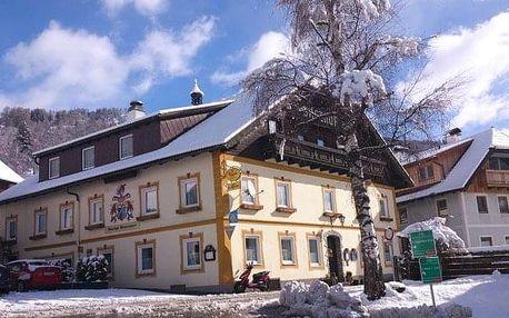 Rakousko - Lungau na 8 dnů, polopenze