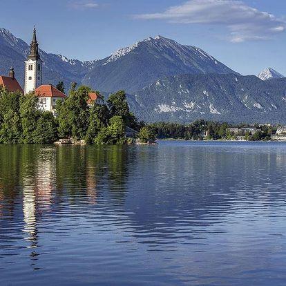Bled, Hotel Park**** u romantického jezera Bled