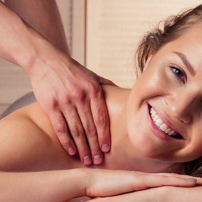 60–90 min. masáže dle výběru: klasická i sportovní