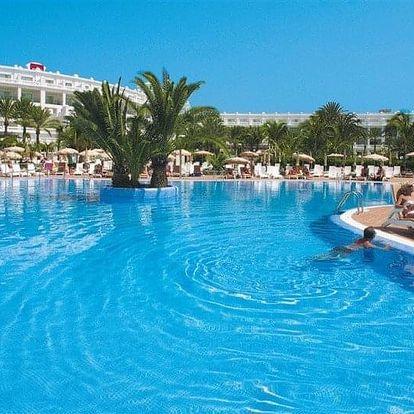 Španělsko - Gran Canaria letecky na 8-15 dnů
