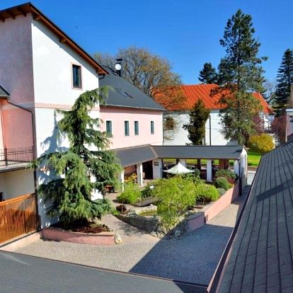 Pardubický kraj: Hotel and restaurant Via Ironia