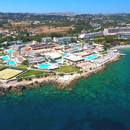 Řecko - Rhodos letecky na 8-12 dnů, all inclusive