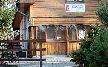 Jižní Morava: Penzion Nechorka