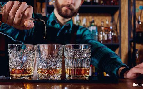Privátní degustace prémiových rumů pro dva znalce