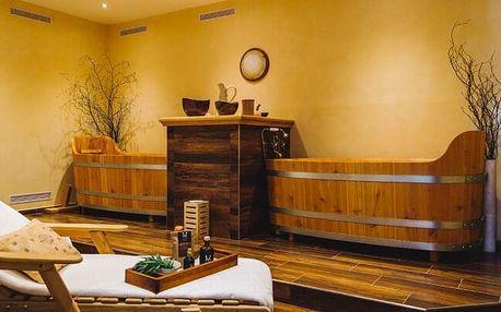 Mariánské Lázně: Luxusní Hotel La Passionaria **** s bazénem, 2 procedurami, transferem z nádraží + polopenze