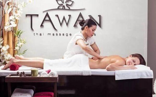 Královská thajská bylinná masáž | Špindlerův Mlýn | Celoročně. | Cca 90 minut.2