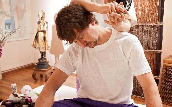 Tradiční thajská masáž   Špindlerův Mlýn   Celoročně.   1 hodina.3