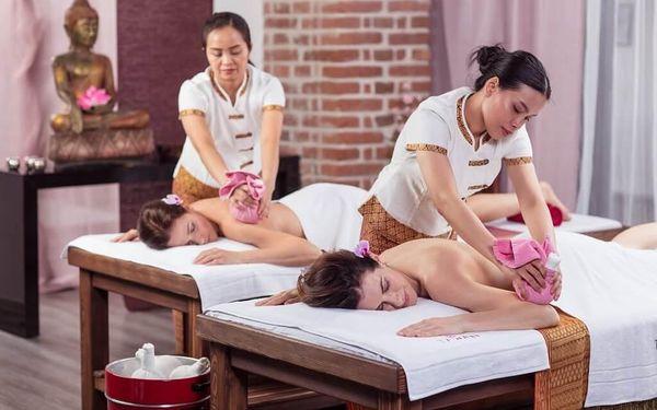 Královská thajská bylinná masáž | Špindlerův Mlýn | Celoročně. | Cca 90 minut.3