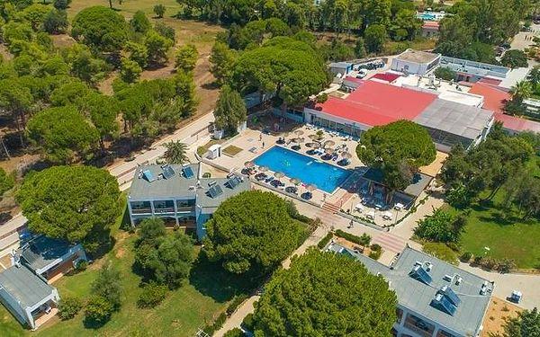 Kalogria Beach Hotel, Peloponés, Řecko, Peloponés, letecky, all inclusive5