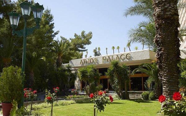 Athos Palace, Chalkidiki, Řecko, Chalkidiki, letecky, all inclusive5