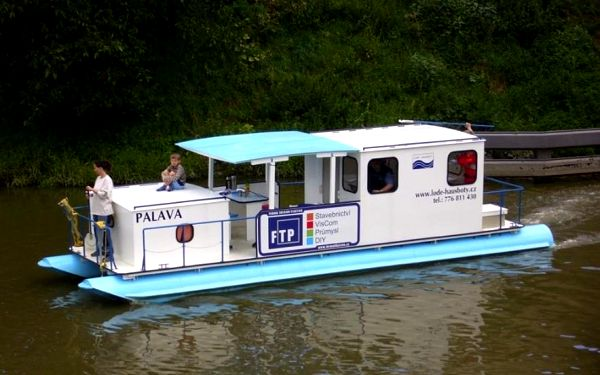 Pálava Hoseboat