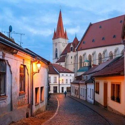 Jižní Morava: Pobyt ve Znojmě v Hotelu Bax *** s vínem, polopenzí, vstupem na památky a balíčkem slev
