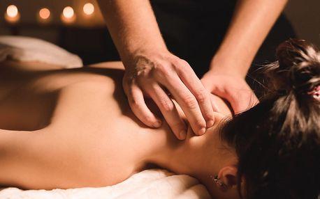 Harmonizační masáž pro ženy: 90 nebo 120 min.