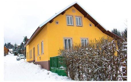 Vysoké nad Jizerou, Liberecký kraj Rodinná chata