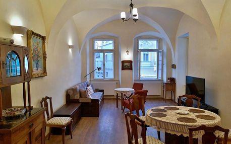 Česká Kanada: Apartmány na Trojmezí, byt Florián