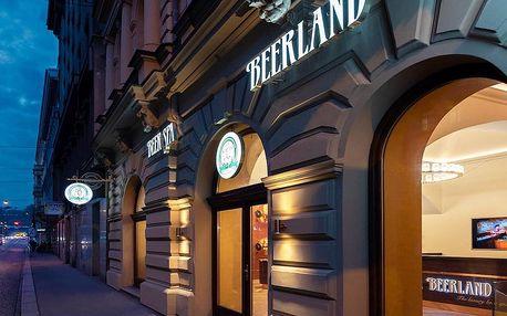 Párty ve Spa Beerland 5*
