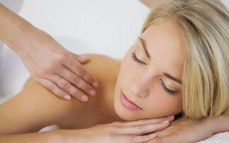 Relaxační či sportovní masáž s hořčíkovým olejem