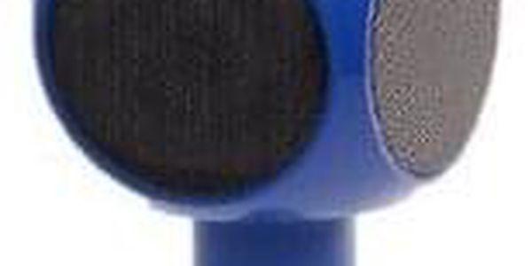 Karaoke mikrofon WS-1816 modrý