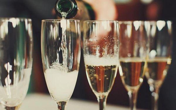 Ochutnávka šampaňských vín
