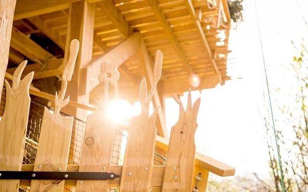 Jednodenní pobyt v treehousu Emanuel, 1 noc od 1. 12. do 31. 3. (mimo Vánoce), počet osob: až 4 osoby, Liberec (Liberecký kraj)3